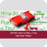 TJS 043: How to Plan a Tour with Kyle Weber of Indie On The Move
