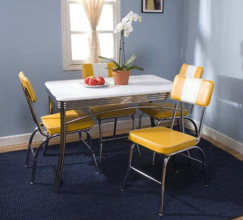 Nice Yellow Dining Room Furniture