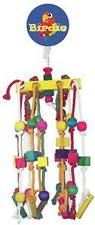 Birdie jumbo block with 16 arm beads and rod display in Pet Supplies, Birds, Toys | eBay