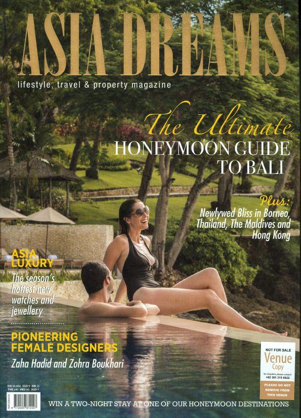 Asian Dreams magazine Bali