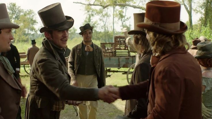 Jonathan Rhys Meyers #jonathanrhysmeyers #jrm  Roots promo video Meet the Cast Tom Lea