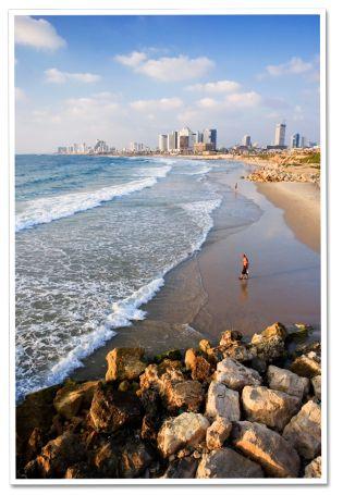 Where I Go: Bar Refaeli in Israel