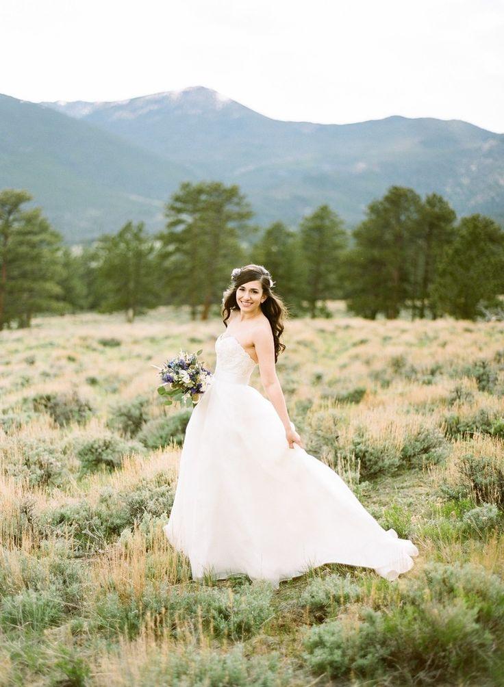 Real Wedding Melisa Jackson Gown Watters Bridal Anna Bé Denver