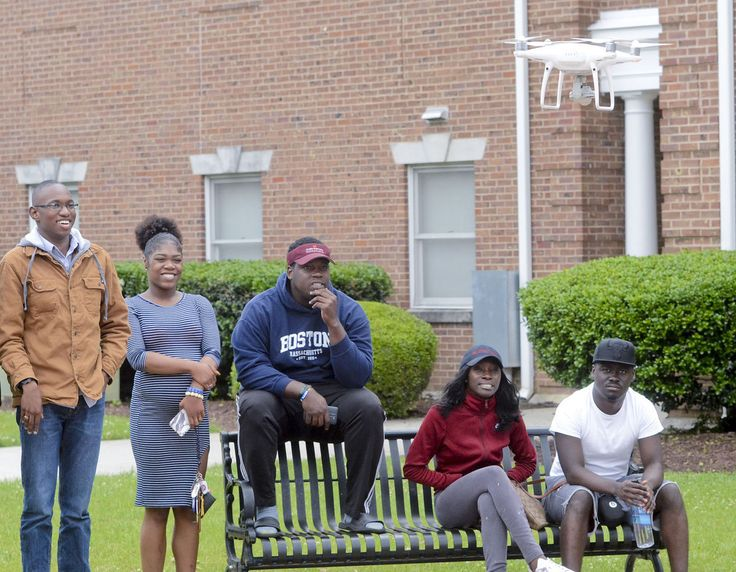 Local college students recently participated in training that not only taught them about geospatial technology, but also took them on adventures outside of the classroom.    The geosciences and geospatial intelligence, or GEOINT, training is a three-year project at Claflin University funded by a grant from the National Science Foundation.