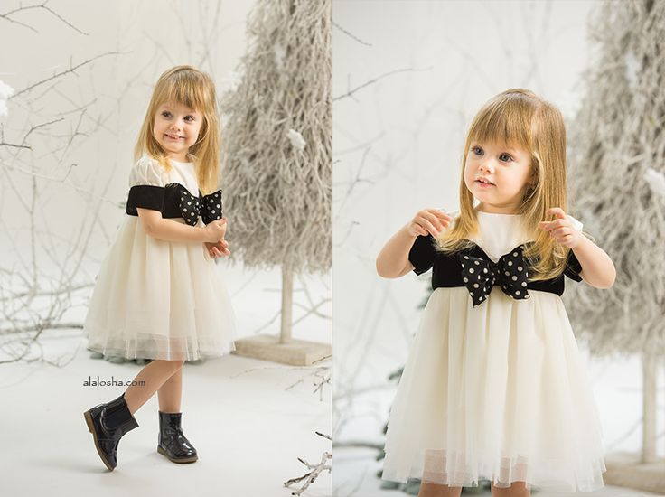 Explore the winter feelings of Petite CoCo Fall Winter 2017 collection for little cuties