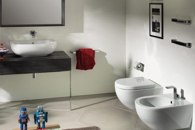 wand wc und bidet weiss goclean app bad wc bidet. Black Bedroom Furniture Sets. Home Design Ideas