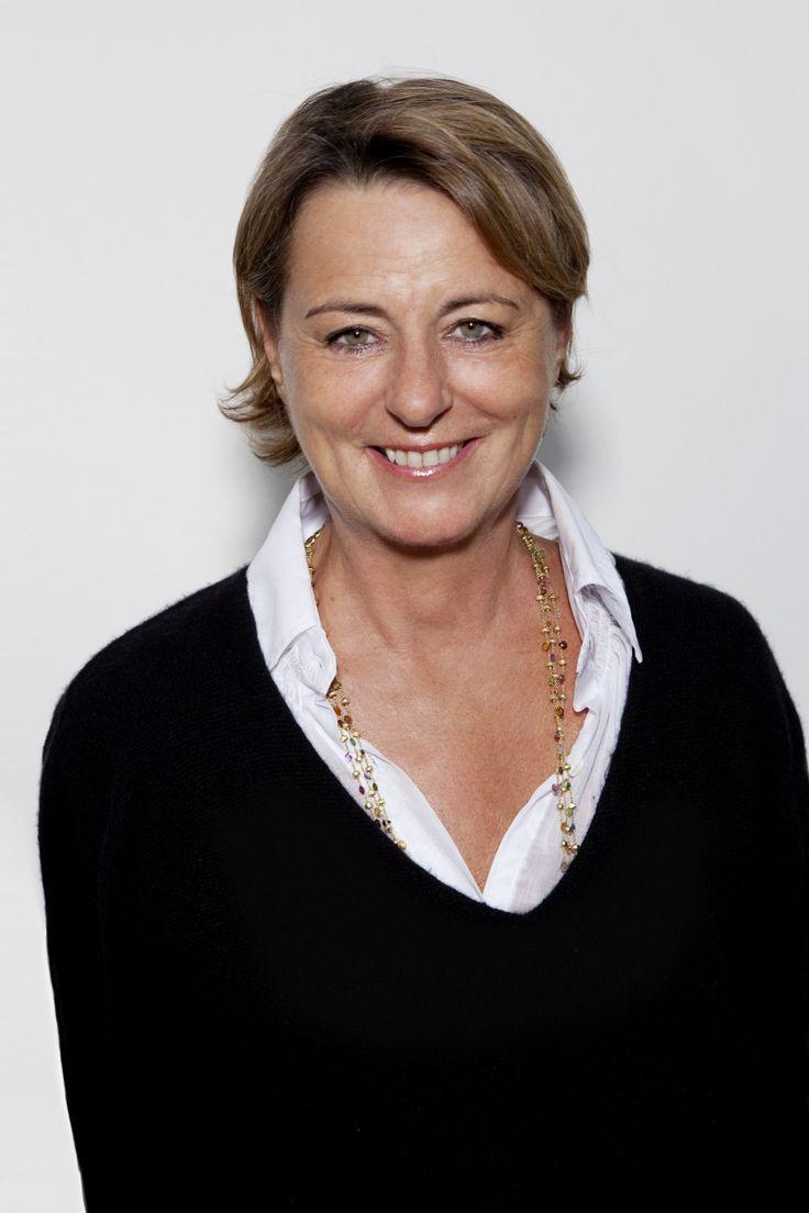 Christine Natkin. Fondatrice de Bagllerina