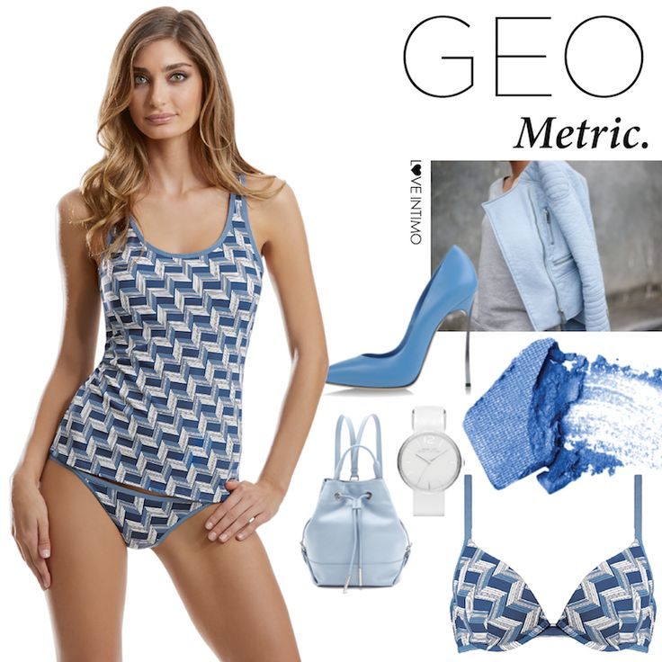 Cut some serious shapes with Geo's gorgeous Racer Back straps and eclectic print! View the full New Release online, here: https://www.intimo.com.au/shop/category/new-releases