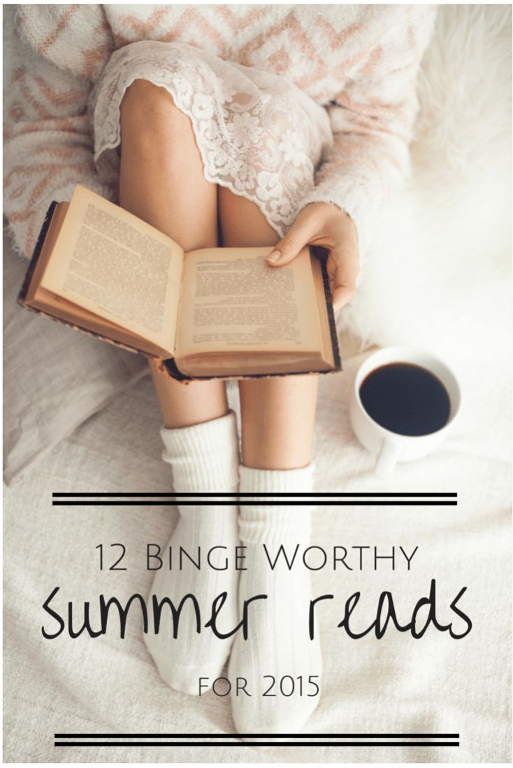 Wondering what to read this Summer? Here are twelve of my absolute faves!