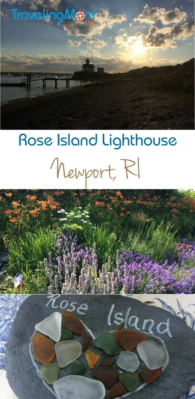 Family Adventure at Rose Island Lighthouse | Newport, Rhode Island | TravelingMom