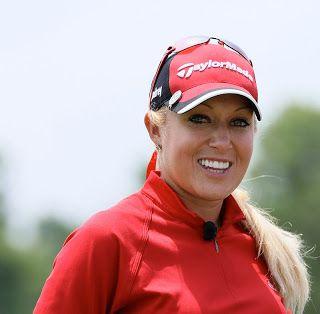 Joe Dorish Sports: Photos of LPGA Golf Star Natalie Gulbis in 2017