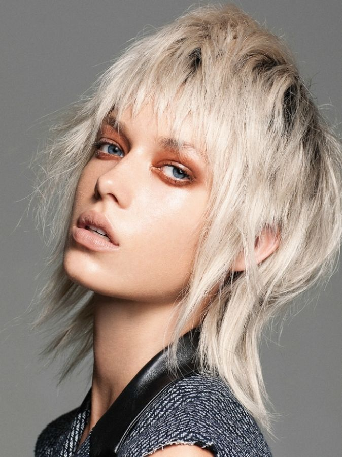 Swell 1000 Ideas About Edgy Medium Haircuts On Pinterest Hair With Short Hairstyles For Black Women Fulllsitofus