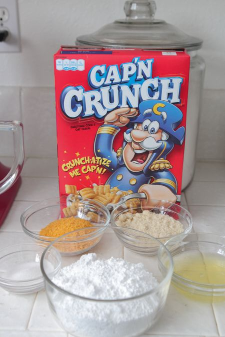 All over the news. captain crunch cereal is being sued, lmfao. Someone out there is throwing a fit because of the lines on the captains sleeve. Three lines in the military means commander, not captain. Some idiot is suiing the brand for this, LOL. - aaron