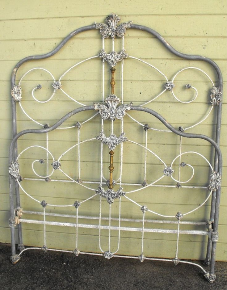 91 best Iron bed images on Pinterest | Betten, Schmiedeeisen und ...