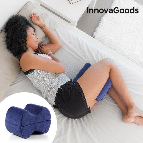 Cuscino Per Postura Corretta.Cuscino Ergonomico Per Gambe Innovagoods Cuscini Gambe E Relax