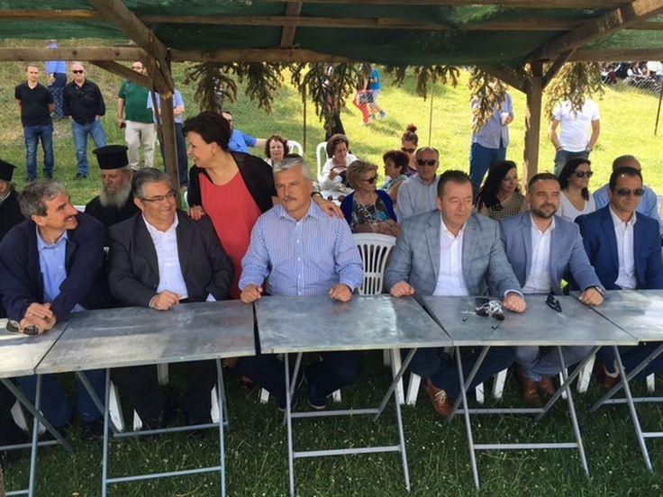 Στο 36ο Πανελλήνιο Αντάμωμα των Σαρακατσαναίων ο βουλευτής Γ. Κατσιαντώνης