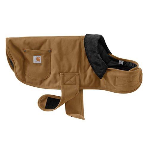 We love this Carhartt Dog Chore Coat!
