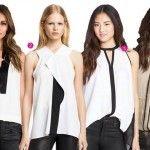 Γυναικείες μπλούζες σε loose γραμμή.