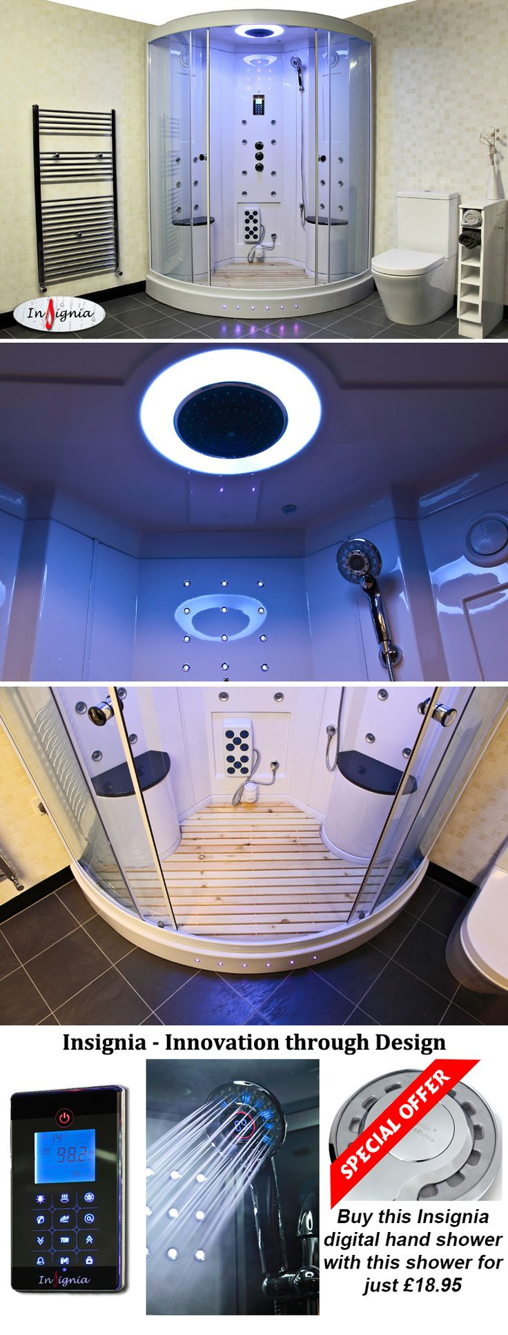 The 22 best Steam Showers images on Pinterest | Steam showers ...