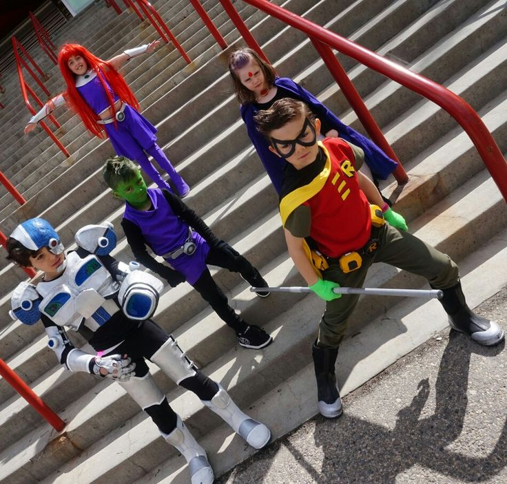 23 Best Teen Titans Cosplay Images On Pinterest  Teen -9991