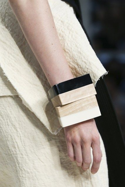 Marni Spring/Summer 2015 ready-to-wear close up  #MFW #Milan #FashionWeek