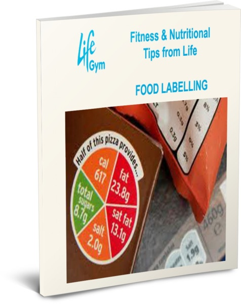 Advice on food labelling