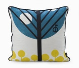 apple tree pillow from ferm living