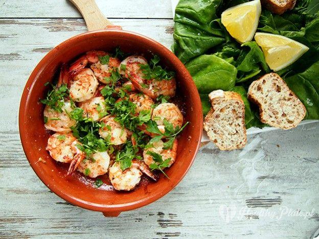 shrimps / gambas