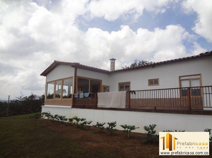 ★★★★★ Casa Prefabricada en Bogota Cerca de 1300 casas prefabricadas en Colombia permiten que PREFABRICASA se presente al mercado desde la ciudad de Medellín como una empresa dedicada exclusivamente a innovar con la mejor calidad en sus materiales y los mejores precios en construcciones prefabricadas de alta calidad