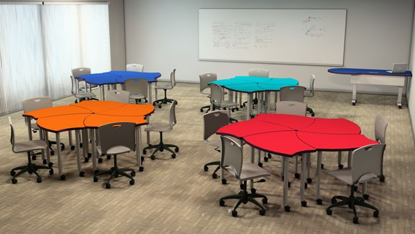 Get Bright to School with Classroom Design – Interior Concepts