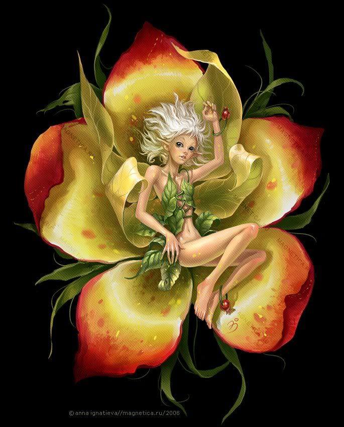 flower ~ Anna Ignatieva