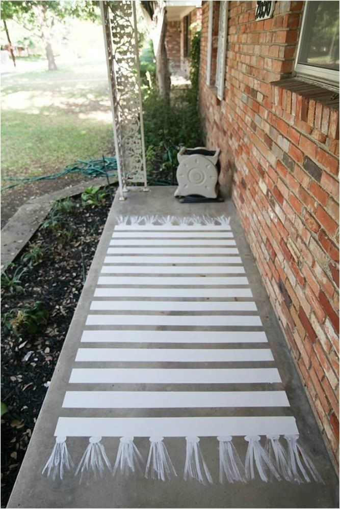 Best 25+ Painting Concrete Porch Ideas On Pinterest | Porch Flooring,  Stained Concrete Porch And Patio Ideas Home