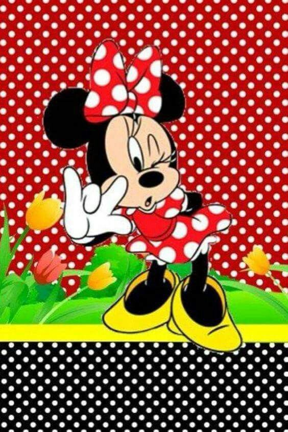 Mini Mouse Mickey Wallpaper Mice Disney Characters Papo Puzzles Backgrounds Desktop