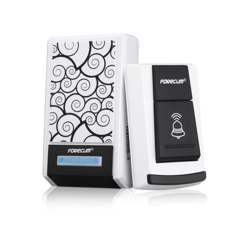 new smart wireless doorbell smart home office door bell