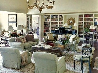 Timeless And Traditional Decorating