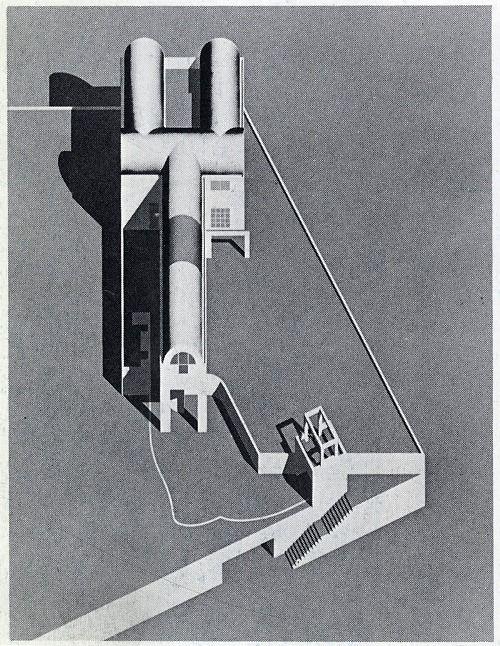 Arata Isozaki. GA Houses. 4 1978