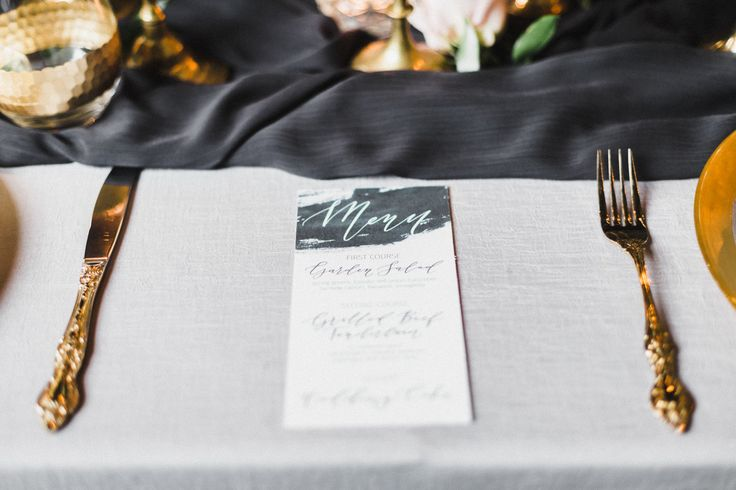 moody european styled shoot   jennifer bianca calligraphy   shot by charmaine mallari   click through to blog post to see full shoot and vendor list