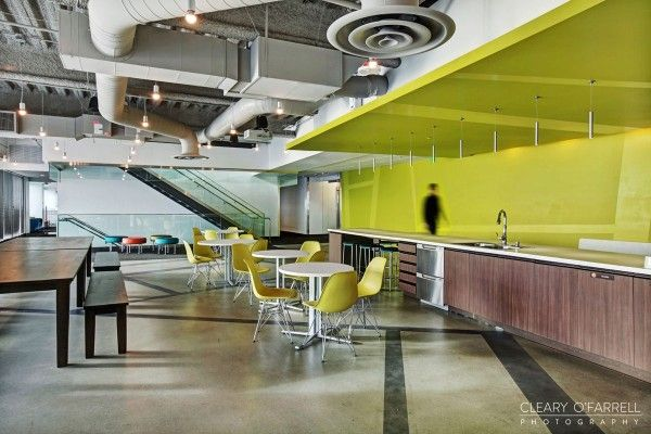 Zillow jpc architects office kitchenette breakrooms for Zillow office space