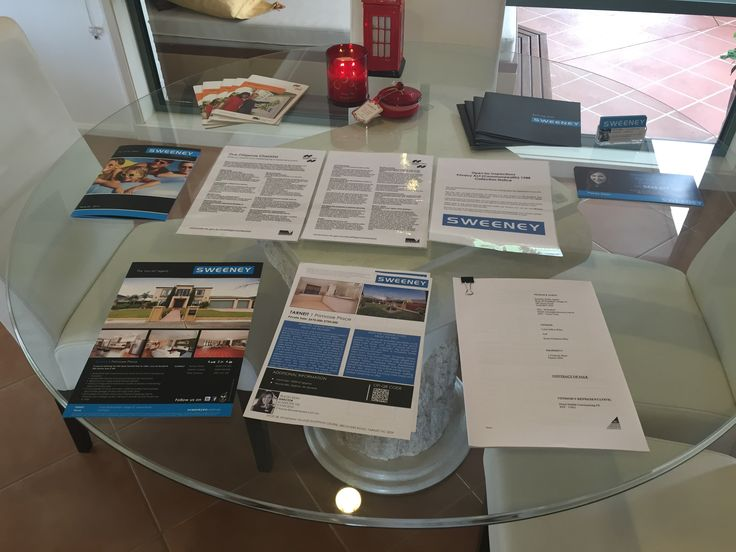 #sweeneyea Tarneit office doing everything right - candle, music and information. #realestate #openhomes