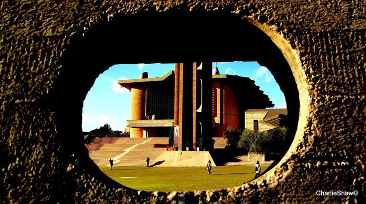 Santuario dell' Amore  Misericordioso in Collevalenza, Umbria