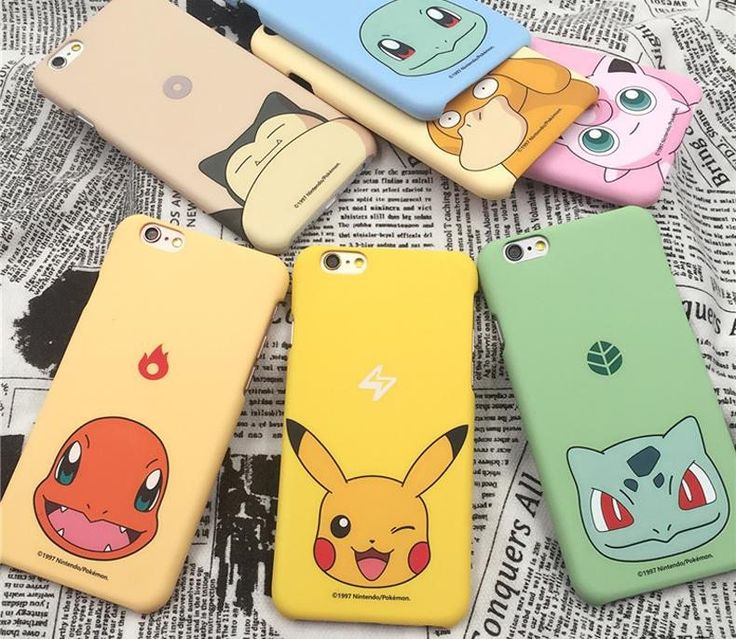 Poke Hard Case for iPhone