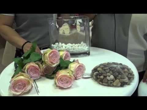 39 best flowers arrangements images on pinterest floral - Adornos florales para casa ...