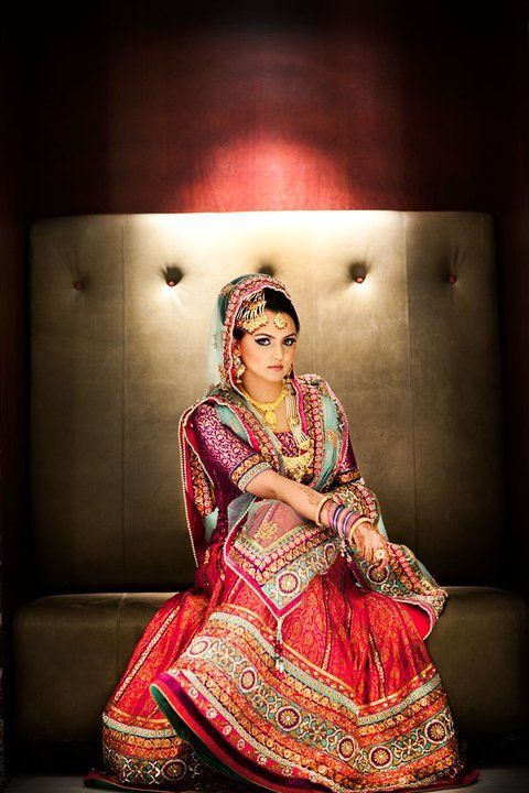The Beautiful Clothes of India Beautiful Indian Bride
