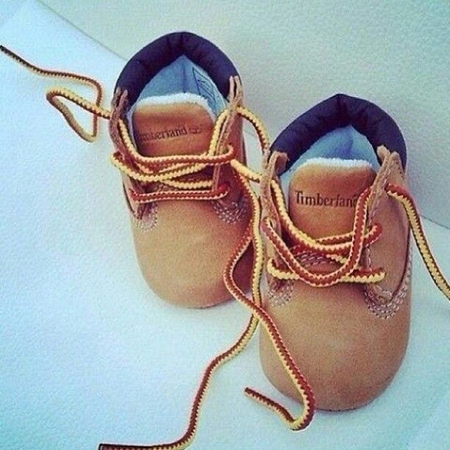 Baby Boy Timberlands<3