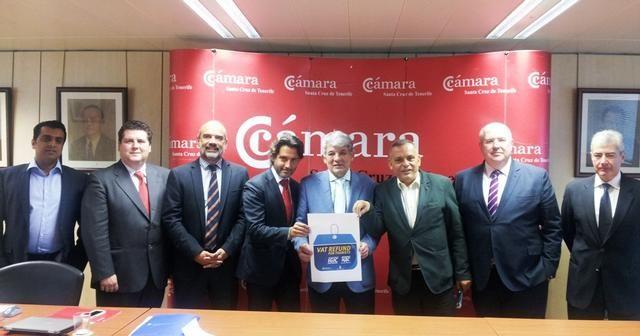La Cámara facilita a los pequeños comercios la devolución del IGIC a los turistas - Cámara de Comercio de Santa Cruz de Tenerife