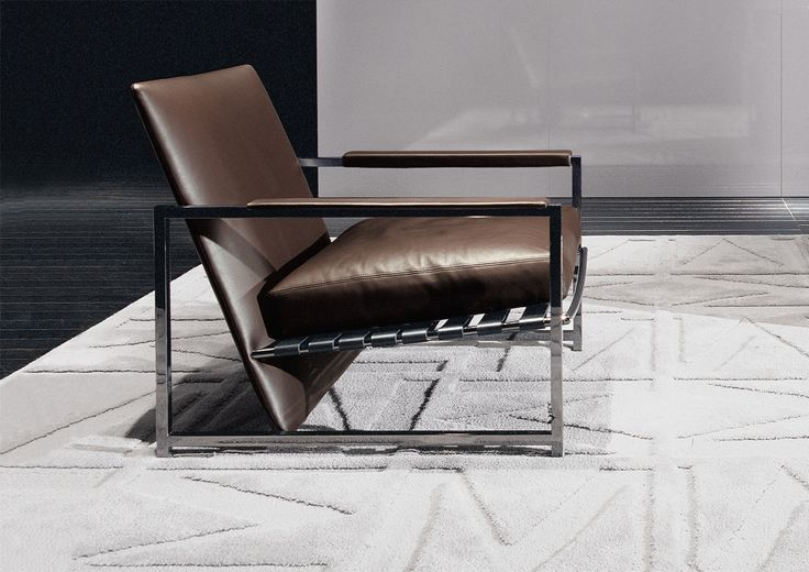 Smink Incorporated | Products | Armchairs | Minotti | Atlan