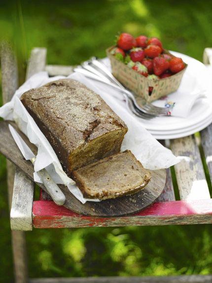 Double ginger cake | Jamie Oliver
