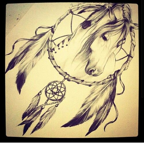 Horse Quote Tattoos For Girls