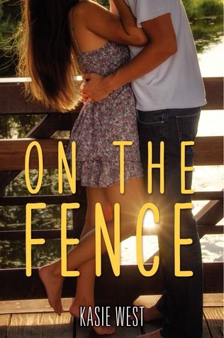 #Reseña 178 - On The Fence   Autor: Kasie West  Editorial: Harper Teen  Nº de páginas: 296  Saga: Autoconclusivo  Precio: 6.14 (aquí)/ 5.83 (Kindle)  ISBN: 9780062235671