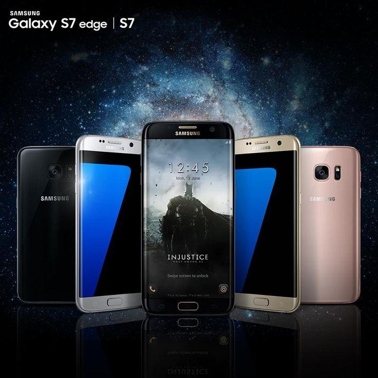 """Bạn chọn """"em"""" nào về đội của mình?  #nguyenkim #samsung #galaxyS7 #galaxyS7edge"""